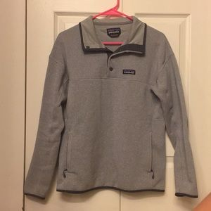 Patagonia Better Sweater Marsupial pullover